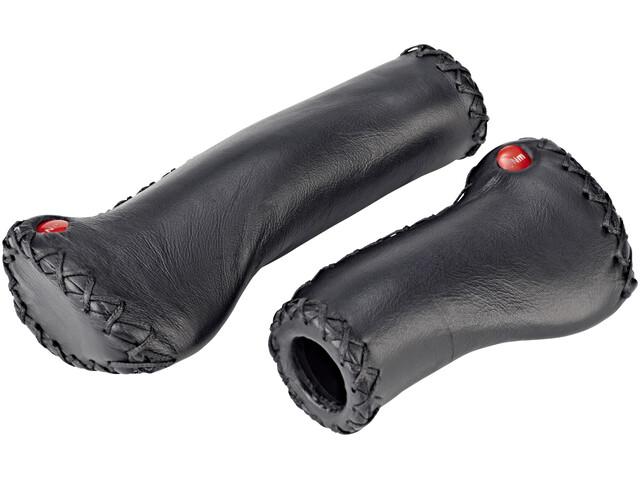 SQlab 711 LE short ergo handgrepen zwart